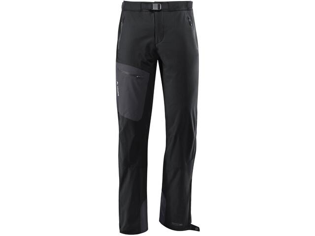 VAUDE Badile II Pants Short Size Men, black